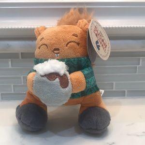 Susan Squirrel dog toy